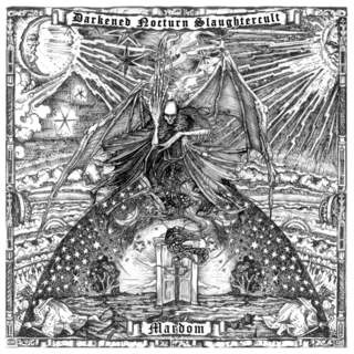 DARKENED NOCTURN SLAUGHTERCULT - Mardom, CD