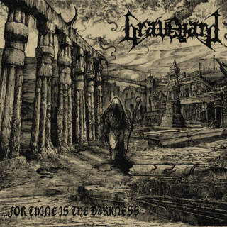 GRAVEYARD - ...for thine is the darkness, LP