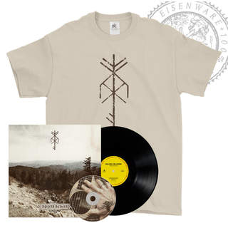 OSI AND THE JUPITER - Appalachia, LP+CD (Black) + T-Shirt bundle