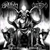 BAHIMIRON / TERATISM - Split, CD