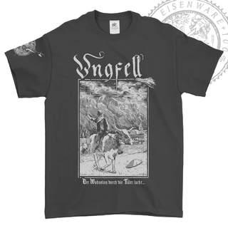 UNGFELL - Der Wahnsinn..., T-Shirt (used black)
