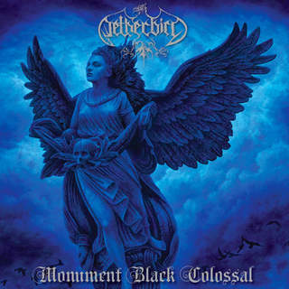 NETHERBIRD - Mounument Black Colossal, CD