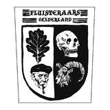FLUISTERAARS - Gelderland, Backpatch