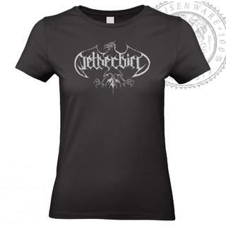 NETHERBIRD - Logo/Svensk Jävla Svärta, Lady Shirt