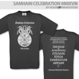 SAMHAIN CELEBRATION - MMXVIII, T-Shirt