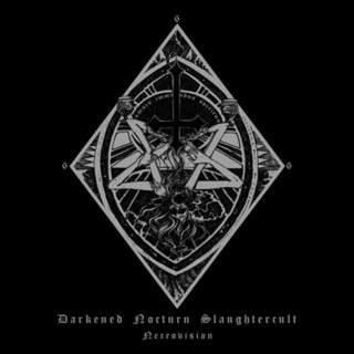 DARKENED NOCTURN SLAUGHTERCULT - Necrovision, CD