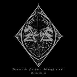 DARKENED NOCTURN SLAUGHTERCULT - Necrovision, CD