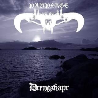 PANPHAGE - Drengskapr, DigiCD