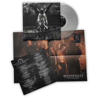 PANZERFAUST - The Suns Of Perdition, Chapter I: War, Horrid War, LP (Clear)