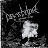 DEVASTATOR - Nuclear Proliferation, CD