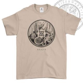 FLAME, DEAR FLAME - Aegis, T-Shirt (Sand)