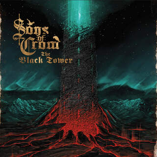 SONS OF CROM - The Black Tower, CD