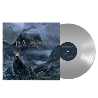 FELLWARDEN - Wreathed in Mourncloud, LP (Silver)