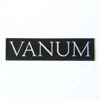 VANUM - Logo, Patch