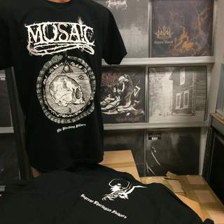 MOSAIC - The Bleeding Pillars, T-Shirt