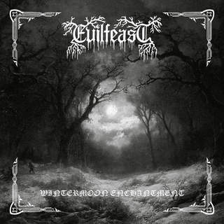 EVILFEAST - Wintermoon Enchantment, CD