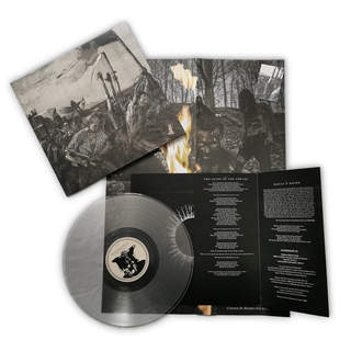 PANZERFAUST - The Suns Of Perdition, Chapter II: Render Unto Eden, LP (Clear)