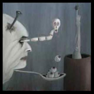 TODESSTOSS - Würmer zu weinen, CD