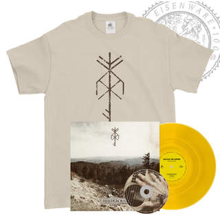 OSI AND THE JUPITER - Appalachia, LP+CD (Sun Yellow) + T-Shirt bundle
