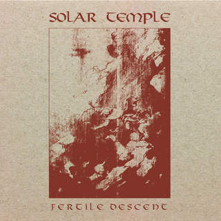SOLAR TEMPLE - Fertile Descent, DigiCD
