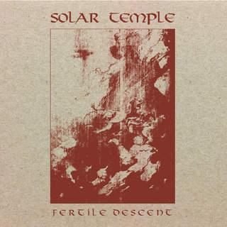 SOLAR TEMPLE - Fertile Descent, DigiCD