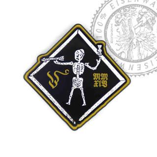 UNGFELL - Trommler Tod, Metal Pin