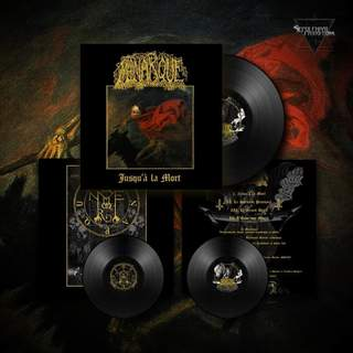 MONARQUE -  Jusqu'à la Mort, LP
