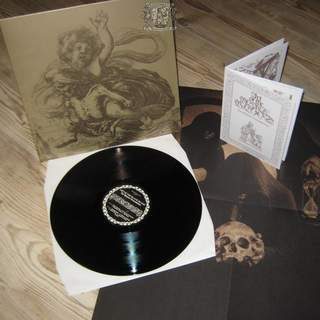 ART OF THE BLACK BLOOD - The Woodcut Demonstration, LP