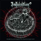 INQUISITION - Bloodshed Across the Empyrean Altar Beyond the Celestial Zenith, DLP (white vinyl)