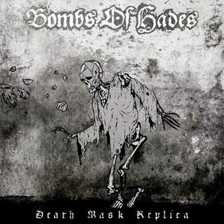 BOMBS OF HADES - Death Mask Replica, LP