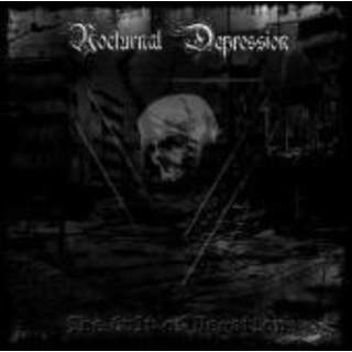 NOCTURNAL DEPRESSION - The Cult of Negation, CD