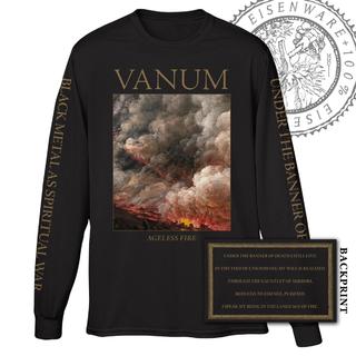 VANUM - Ageless Fire, Longsleeve