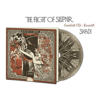 THE FLIGHT OF SLEIPNIR - Skadi, Gatefold CD