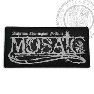 MOSAIC - Haimat/Logo, Patch