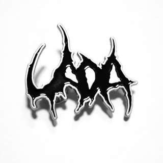 UADA - Logo, Metal Pin