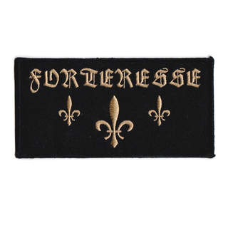 FORTERESSE - Logo, Patch