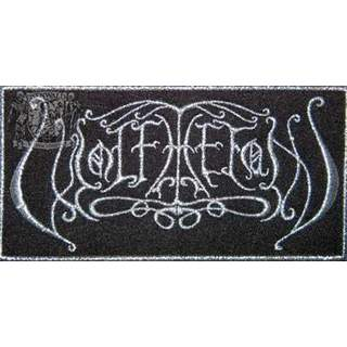 WOLFHETAN - Logo, Patch