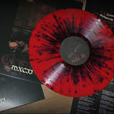 GORATH - MXCII, LP (red/black splatter)
