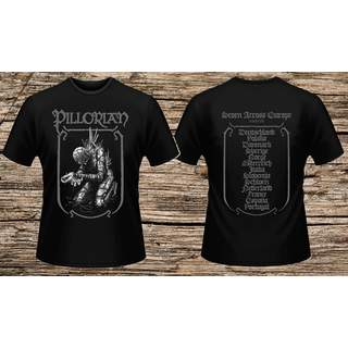PILLORIAN - Scorn Across Europe 2017, T-Shirt