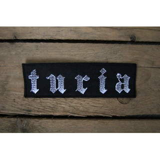 TURIA - Logo, Patch