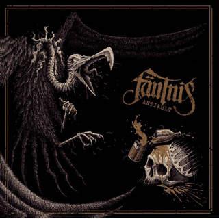FÄULNIS - Antikult, CD
