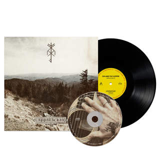 OSI AND THE JUPITER - Appalachia, LP+CD (Black)
