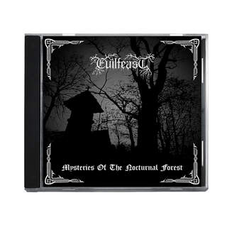 EVILFEAST - Mysteries Of The Nocturnal Forest, CD