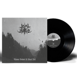 TOTAL HATE - Throne Behind A Black Veil, LP