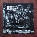 IMPIOUS HAVOC - Monuments of Suffering, LP