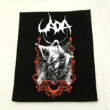UADA - Haunting, Backpatch