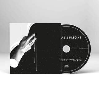 ORDEAL & PLIGHT - Her Bones in Whispers, CD (w/poster)