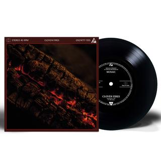 "MOSAIC - Cloven Fires, 7""EP"