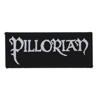 PILLORIAN - Logo, Patch