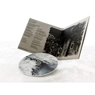FLUISTERAARS - Luwte, Gatefold CD